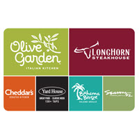 $10 Darden® Restaurants, Inc. Gift Card