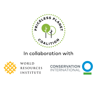 Priceless Planet Coalition - 2,600 CashPoints equals 13 trees!