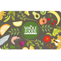 $50 Whole Foods Market® Gift Card