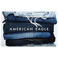 $25 American Eagle Outfitters® Gift Card