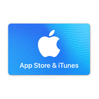 $10 App Store & iTunes Gift Card